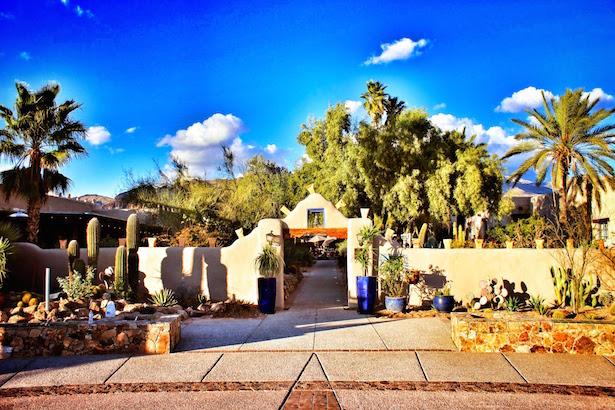 Tucson Restaurants - Hacienda del Sol