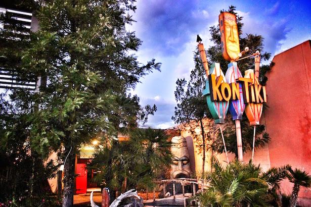 Tucson Restaurants - Kon Tiki