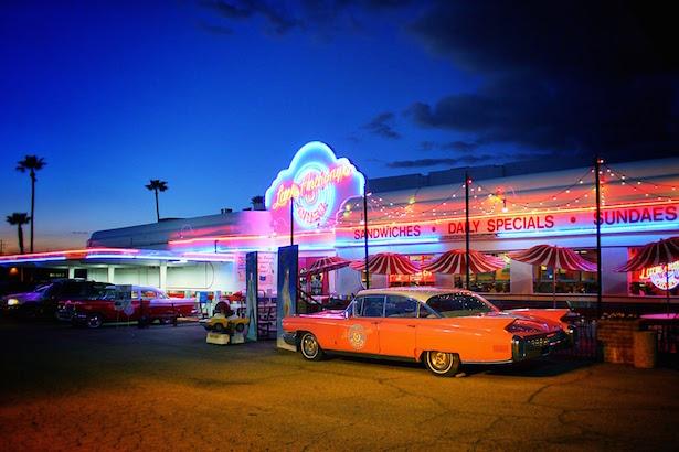 Tucson Restaurants - Little Anthony's Diner