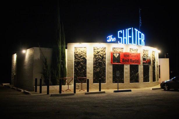 Tucson Restaurants - The Shelter