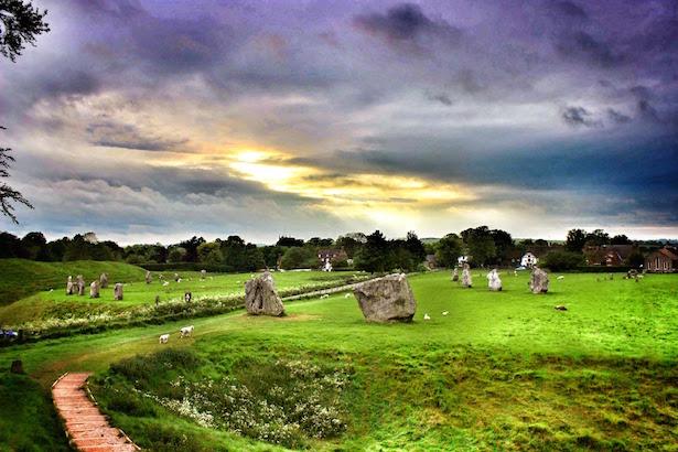 Oxford Day Trip: Avebury Stones