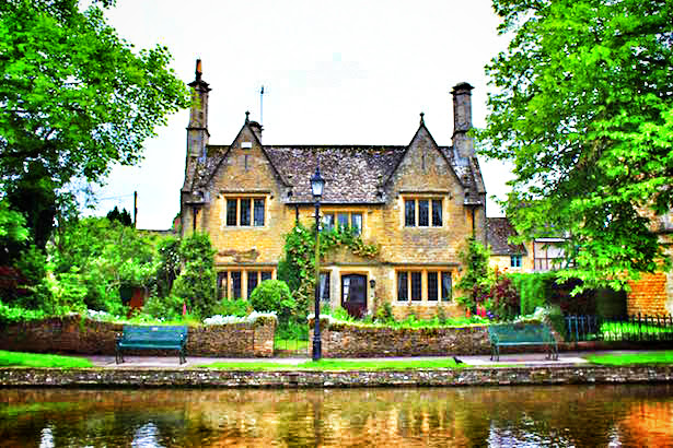 Oxford Day Trip: Cotswold Village