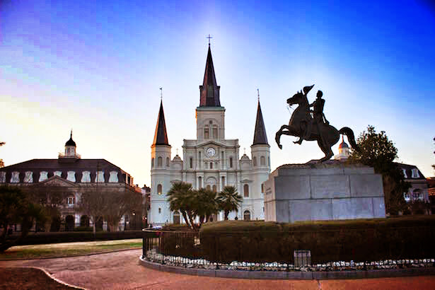 New Orleans: Jackson Square