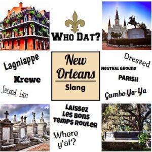 New Orleans Slang