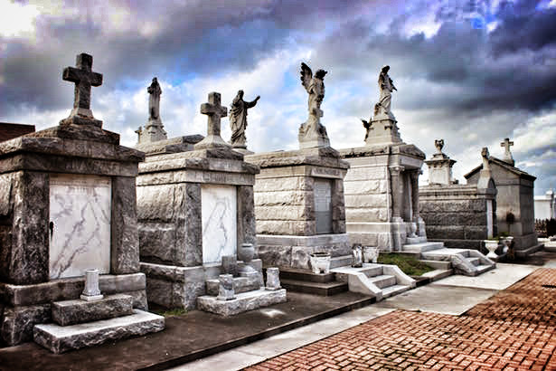 New Orleans Cities of the Dead