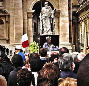 Easter at the Vatican with Pope Benedict
