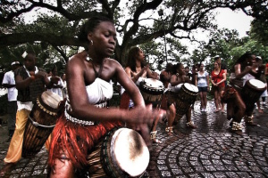Congo Festival in New Orleans