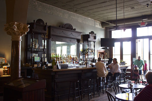 Sengelmann's Dance Hall - Oak Bar