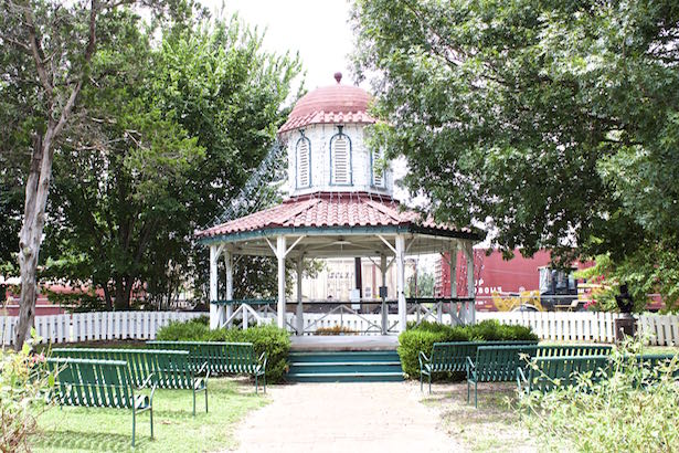 Smithville Texas - Gazebo