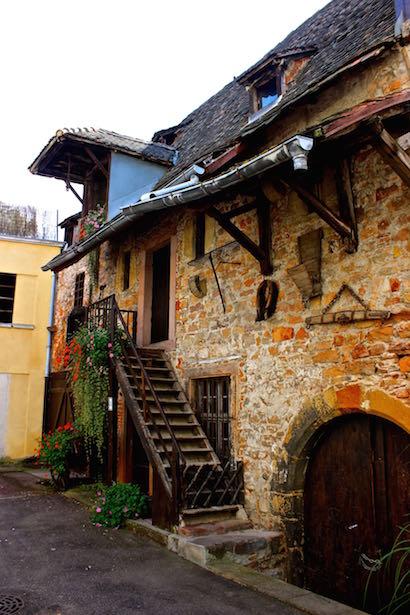 Colmar - Back Alley
