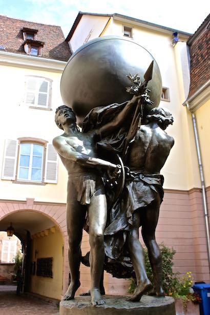 Colmar.Bartholdi