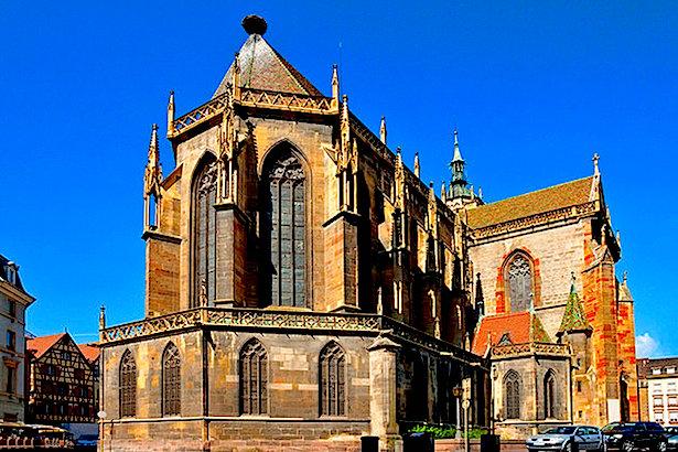 Colmar - St. Martin Church