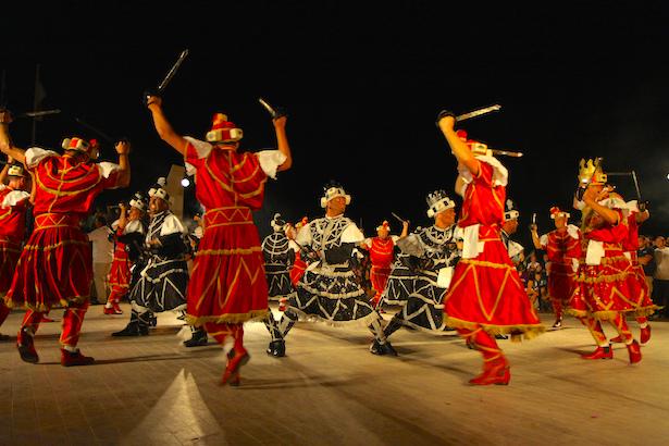 Moreska Sword Dance - Korčula Croatia