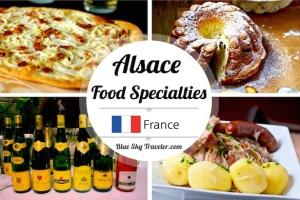 France Alsace Food