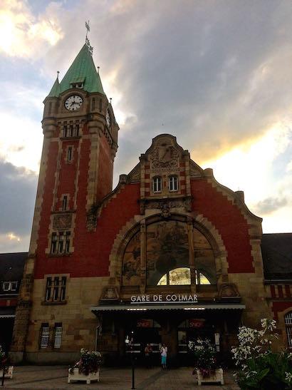 Gare du Colmar