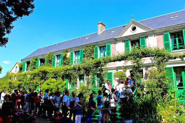 Monet Giverny Home