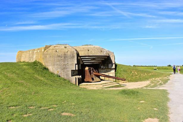 Normandy Bunkers