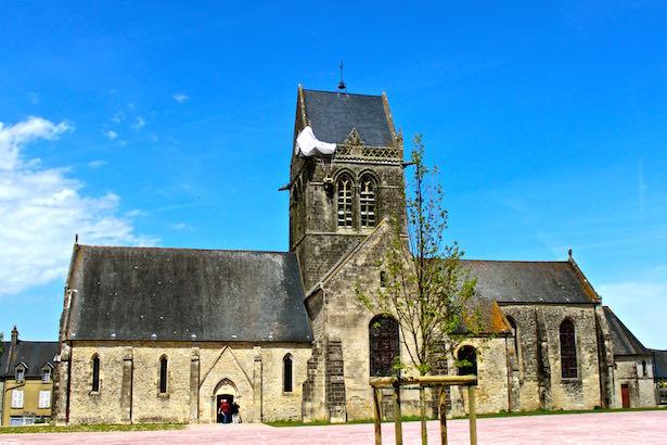 Normany Sainte Mer de Eglise