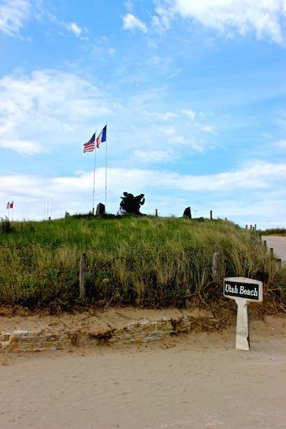 Normandy Utah Beach