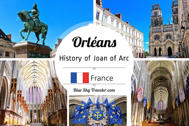 France Orleans Joan of Arc