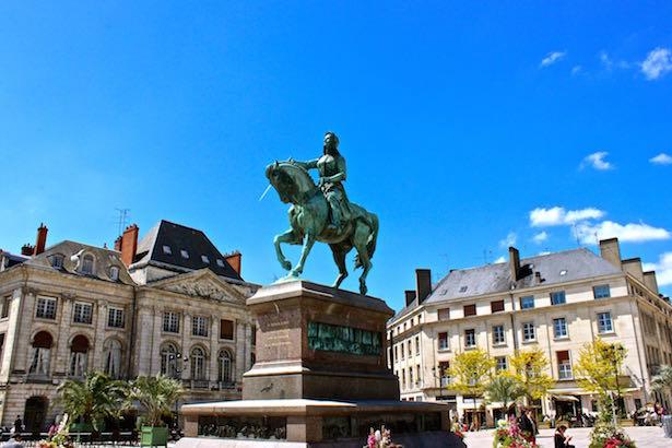 Orleans Joan of Arc