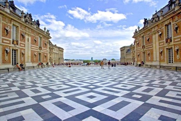 Versailles Marble Court