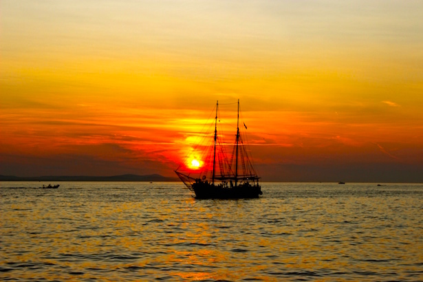Croatia Zadar Sunsets