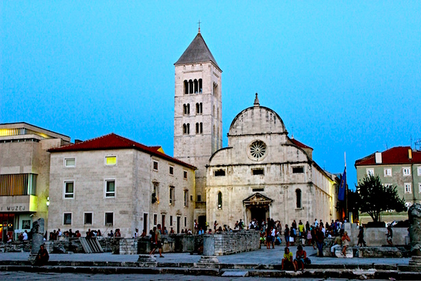 Croatia - St. Anastasia Church
