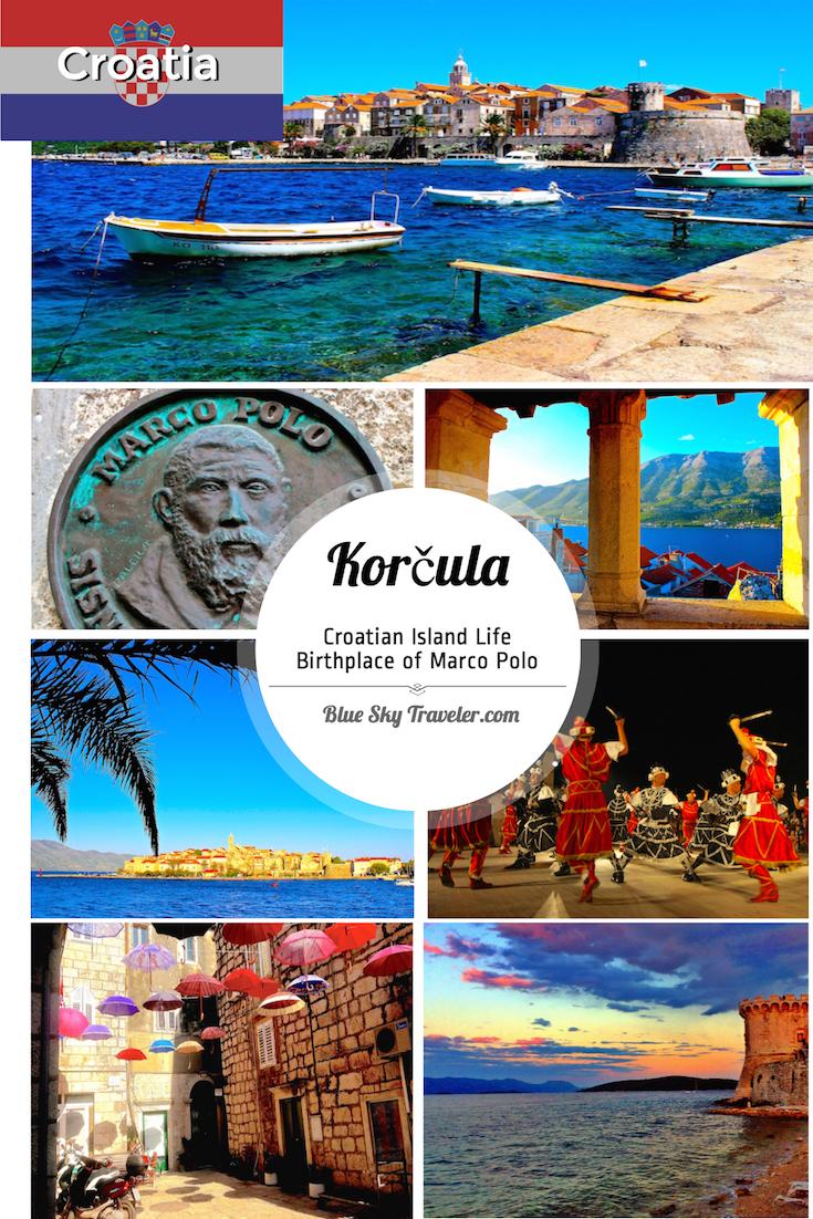 Korcula Croatia Holidays