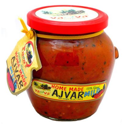 Bosnia - Ajvar