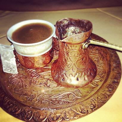 Bosnia - Turkish Coffee