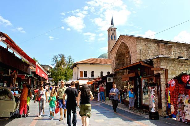 Sarajevo - BlueSkyTraveler.com