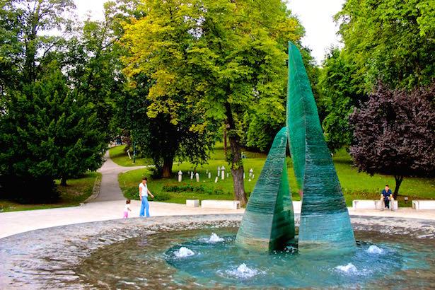 Memroail to the Children of Sarajevo