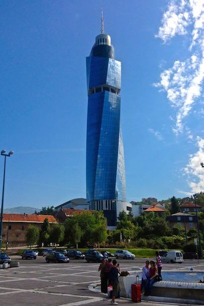 Sarajevo - Azaz Tower