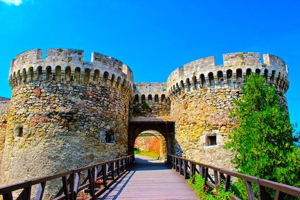 Serbia.Belgrade.Fortress
