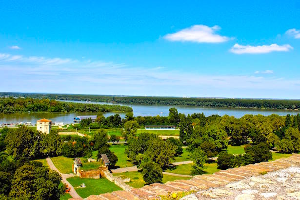 Belgrade - Sava & Danube Rivers