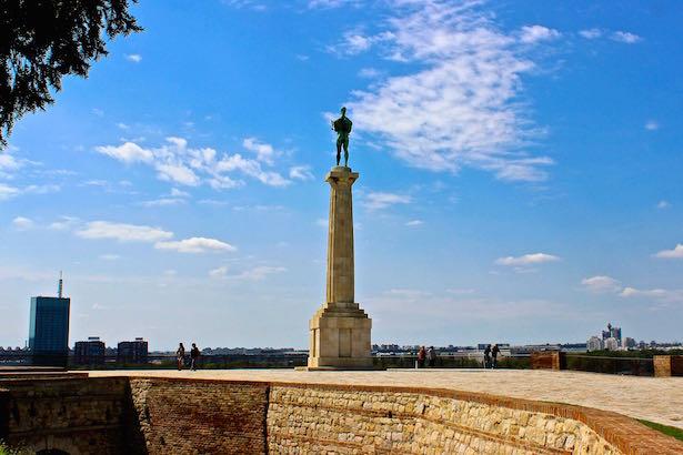 Serbia.Belgrade.VictorMonument