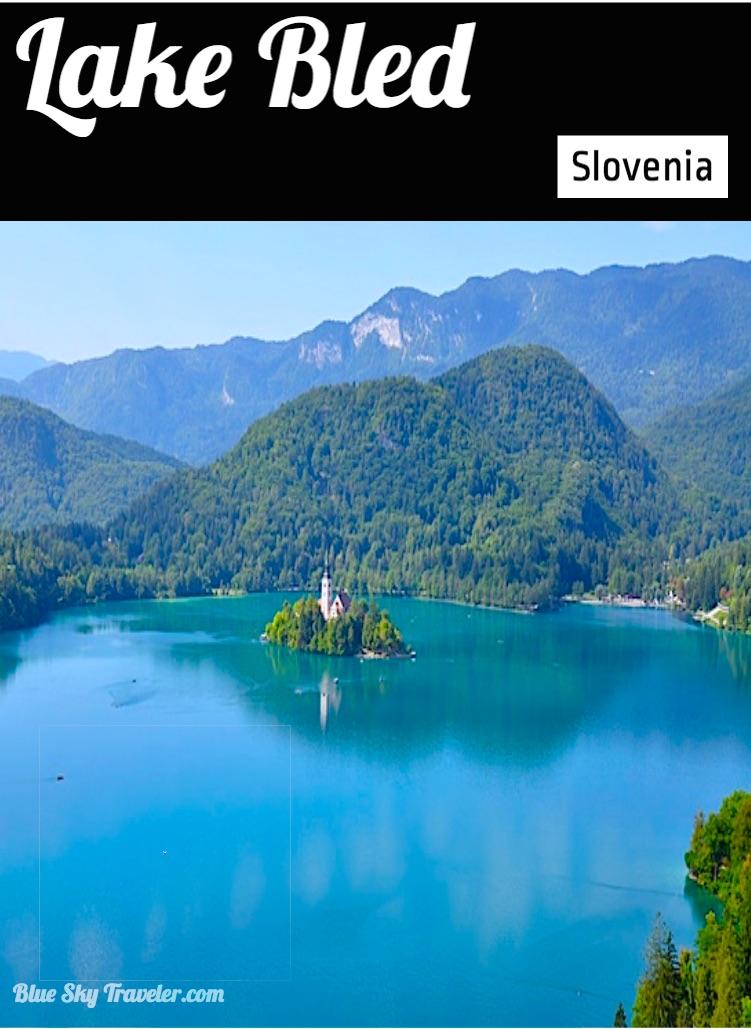 Slovenia - Lake Bled