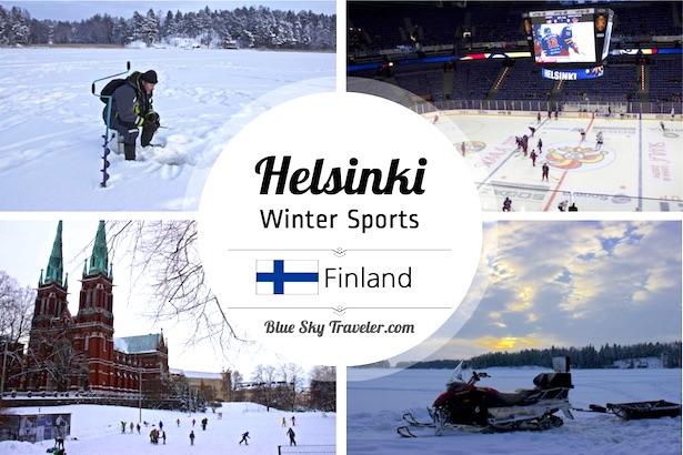 Winter Activities In Helsinki 183 Blueskytraveler Com