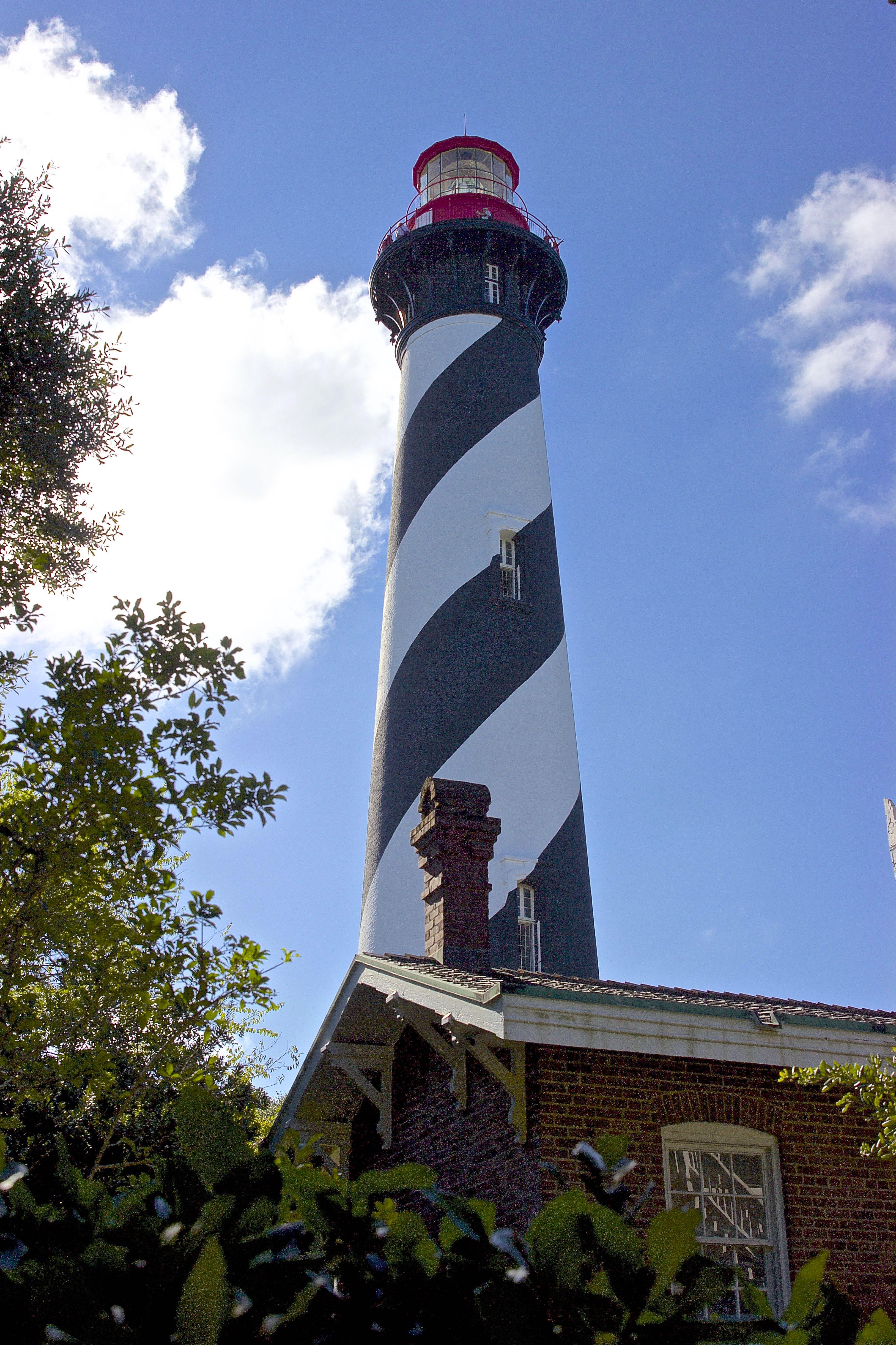 Photo: Teri Didjurgis • BlueSkyTraveler || St. Augustine Lighthouse